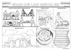 Edad de los Metales Stone Age, Social Science, Projects For Kids, Social Studies, Art For Kids, Activities, School, Natural, Google