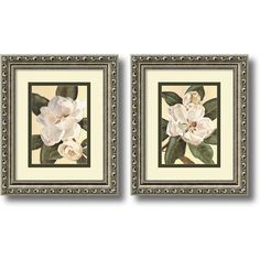Waltraud Fuchs Von Schwarzbek 'Magnolias' 10 x 12-inch Framed Art... ($79) ❤ liked on Polyvore featuring home, home decor, wall art, ivory, outside wall art, heart wall art, vertical wall art, heart home decor and outdoor home decor