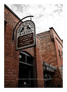 Bakery at the Distillery Historic District, Toronto