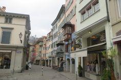 Suíça - Zurich tour