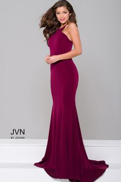 This sporty racerback will be the chicest look of the season. The open back and jersey material makes you feel comfortable while looking classy! #JVN 42892