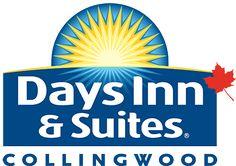 Location   Days Inn & Suites - Collingwood