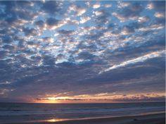 Love this Ormond Beach Sunrise!