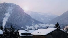 """This is """"Hotel Post Bezau Imagefilm Winter"""" by Hotel Post Bezau on Vimeo, the home for high quality videos and the people who love them. Wanderlust, Vacation, Places, Winter, Winter Time, Vacations, Holidays Music, Winter Fashion, Holidays"""