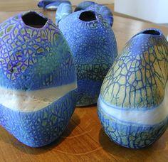 Pauline Barnden | Ceramic vessels