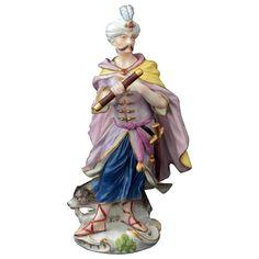 Meissen Porcelain Figure of Cyrus, circa 1750 $10,452.37
