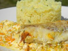 Fish And Seafood, Cornbread, Lasagna, Mashed Potatoes, Cheese, Ethnic Recipes, Millet Bread, Whipped Potatoes, Smash Potatoes