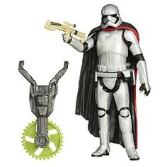 Star Wars The Force Awakens 3.75-Inch Figure Forest Mission Captain Phasma from Star Wars Disc: Affiliate Link