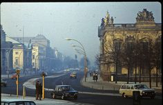 East Berlin - February 1982 - Unter den Linden by LimitedExpress, via Flickr