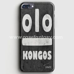Cover Olo Kongos iPhone 7 Plus Case | casefantasy