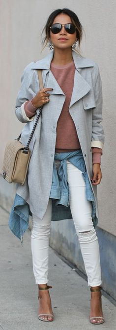Blush Comfy Sweatshirt