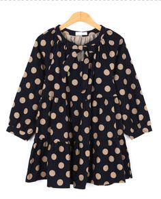 ways to wear polka dots (3)