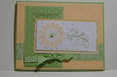 Stampin Up So Many Scallops
