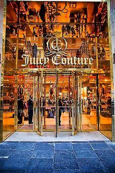 Juicy Coture. I WOULD DIE.