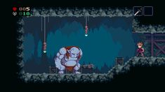 Chasm by Discord Games LLC, cute metroidvania-style game.