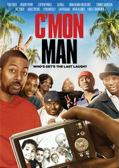 C'mon Man (2012) Luenell played the role of Joyce.