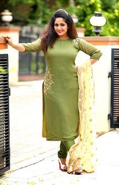 Women's kurtis online: Buy stylish long & short kurtis from top brands like BIBA, W & more. Explore latest styles of A-line, straight & anarkali kurtas. Salwar Neck Designs, Dress Neck Designs, Kurta Designs Women, Churidhar Neck Designs, Blouse Designs, Indian Fashion Dresses, Dress Indian Style, Anarkali, Lehenga