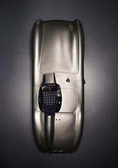 timewastingmachine: 1955 Mercedes-Benz 300 SLR...