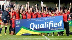 Spain qualify for Olympics! – Women's Repechage Highlights Summer Olympics, Summer 2016, Rugby, Highlights, Spain, World, Sports, Rio De Janeiro, Hs Sports