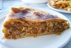 Salty Tart, Cheese Pies, Greek Recipes, Different Recipes, Lasagna, Recipies, Cooking Recipes, Beef, Ethnic Recipes