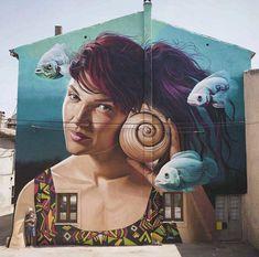 Street Art by Lonac