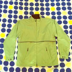 Cutter & Buck CB Weather Tec rain jacket Green and navy blue rain jacket size small. Has PC Atlantis 2006 on the sleeve Cutter & Buck Jackets & Coats Utility Jackets