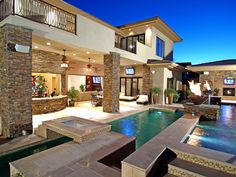 Love the look. Not crazy about the location (Las Vegas)...