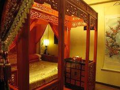 中国王朝 寝具イメージ