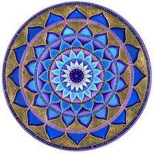 Resultado de imagen para mandalas 5 chakra
