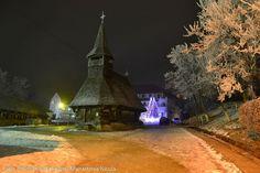 Biserica de lemn (16 dec. 2016)