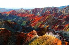 Zhangye Danxia Photography