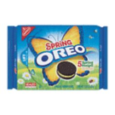 I'm learning all about Oreo Chocolate Sandwich Cookies Spring 5 Designs at @Influenster!