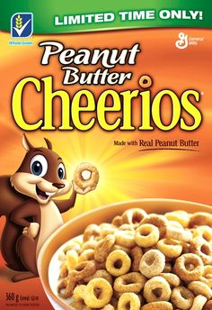 Life Made Delicious Peanut Butter Cheerios Launch $50 Prizes on blogs