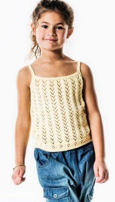 Billedresultat for strik i str 10 år Crochet Girls, Cute Crochet, Crochet Baby, Knit Crochet, Crochet Patterns For Beginners, Knitting For Beginners, Baby Knitting Patterns, Knitting For Kids, Kids Fashion
