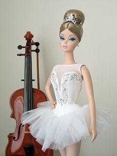 Prima Ballerina Silkstone