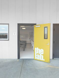 project update: osls science lab — Studio Revolution