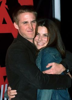 Ryan Gosling & Sandra Bullock. ❤