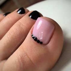 nails ideas are readily available on our website. Have a look and you wont be sorry you did. Pretty Toe Nails, Cute Toe Nails, Love Nails, My Nails, Pedicure Designs, Pedicure Nail Art, Toe Nail Designs, Toe Nail Color, Toe Nail Art