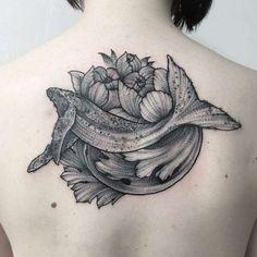 Blackwork Tattoos – Les magnifiques créations de Parvick Faramarz