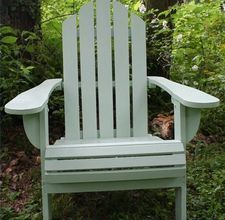 Refinishing adirondack chairs