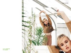 Stories Collective / The Greenhouse / photographer Lucie Hungary / styling…