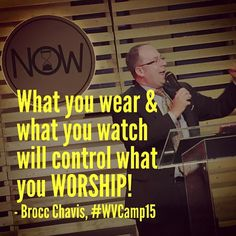 Bro. Brocc Chavis bringing the Word at WV Youth Camp 2015! Thankful for anointed Apostolic ministers who aren't afraid to preach the truth! #TheTimeIsNow