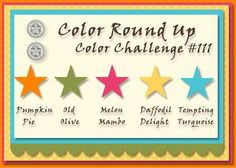 Color Round Up #111
