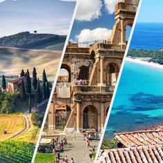 We're so excited to reveal the new website designed to introduce you to Italy! Check it out and Experience Italy!