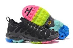 check out f9e9b 88749 Latest style Nike Air Max Plus TN Ultra Sneakers Black Rainbow  Men s Women s Running Shoes