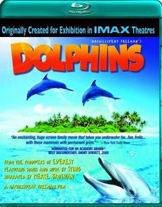 MacGillivray Freeman's Dolphins - Nominated for Academy Award for Best Documentary, Short Subject.