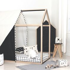"(@mintedmethodshop)  ""Have you seen our assortment by Gautier Studio? Isn't this Playhouse Bed FAB!! Shop ALL on MMS,…"""