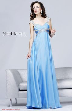 SHERRI HILL 3843  This Sherri Hill 3843 style dress is perfect for gatherings requiring a evening dress..