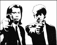 Poster Pulp Fiction http://3.bp.blogspot.com/_1ZLcXS5Nais/S8NOeBnpKDI/AAAAAAAACNw/-Et0cxo735o/s1600/12.jpg