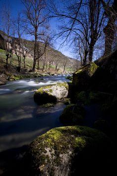Riu Garona, Vall d'Aran
